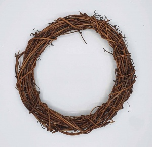Round Vine Wreath Blanks for Crafting