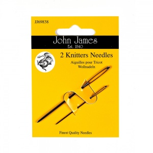 Large and Medium Darning Needle Set