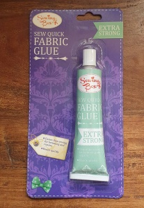 Fabric and Wool Glue