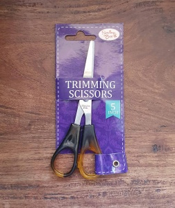 Trimming Scissors for Yarn and Crafts